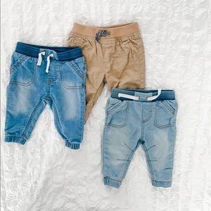 Cat and jack jogger pants